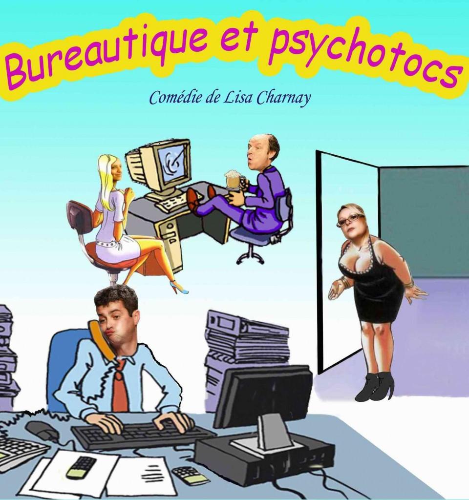 Affiche bureautique et psychotocs LC