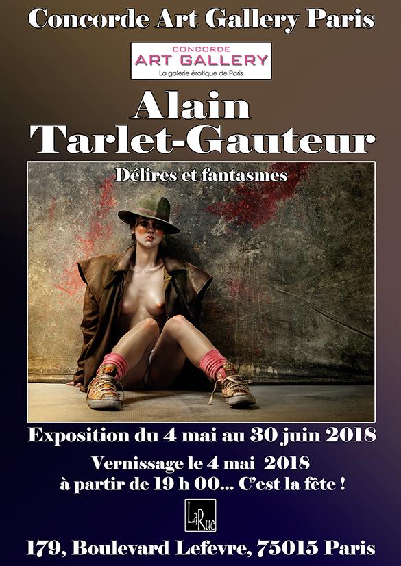 ATG, Exposition à Paris... Une fête avec vous !
