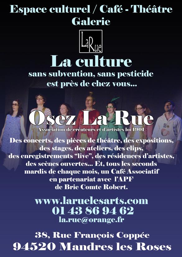 Osez La Rue !