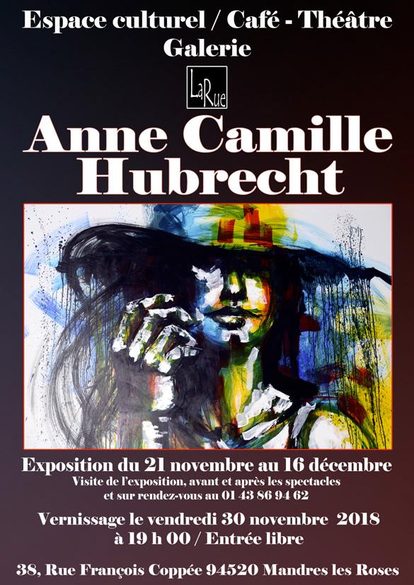 Anne Camille superbe expo ! A voir impérativement...