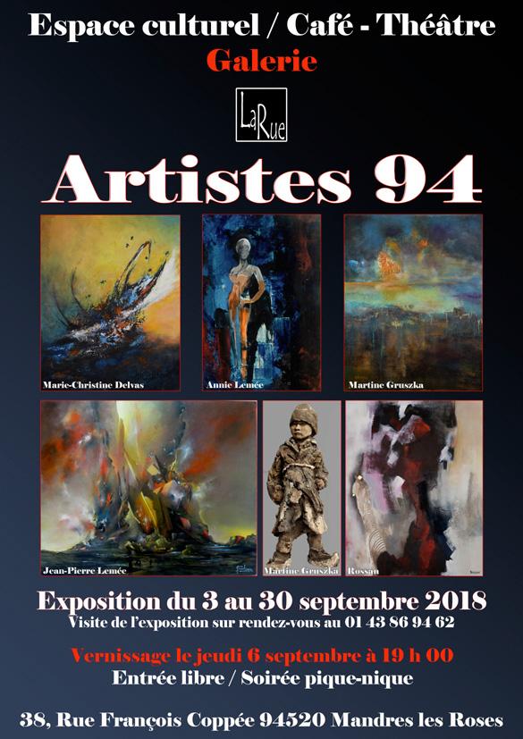 Artistes 94, des merveilles !