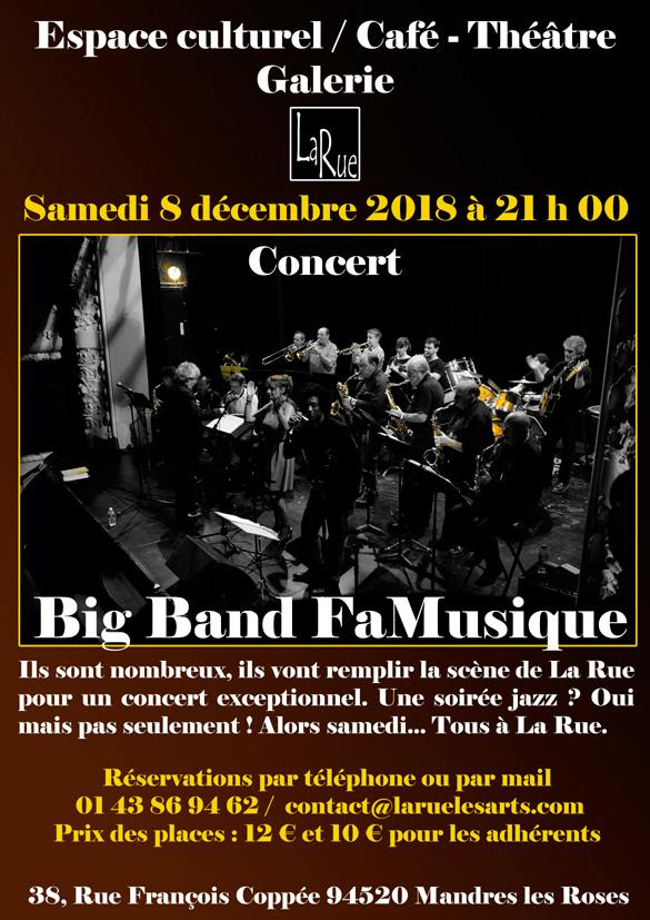Big Band Fa musique... C'est pas souvent et c'est géant !
