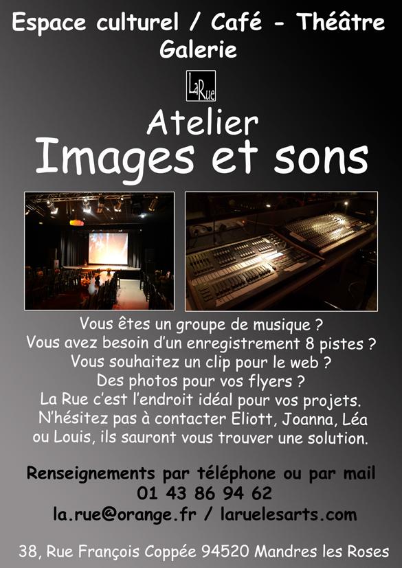Atelier Images et sons