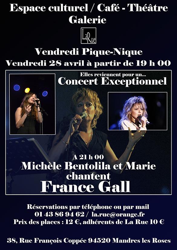 Seule France Gall résiste... Nous on adore !
