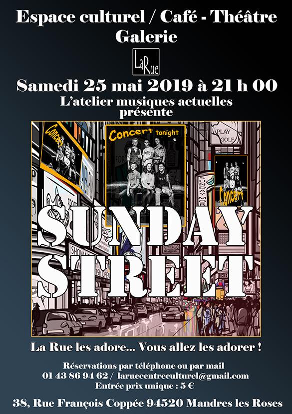 Sunday Street... A découvrir impérativement !