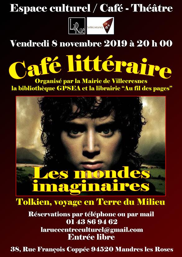 Tolkien en exposition à la BNF et un peu à La Rue.